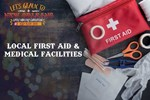 2019 Convention Local First Aid & Medical Facilities