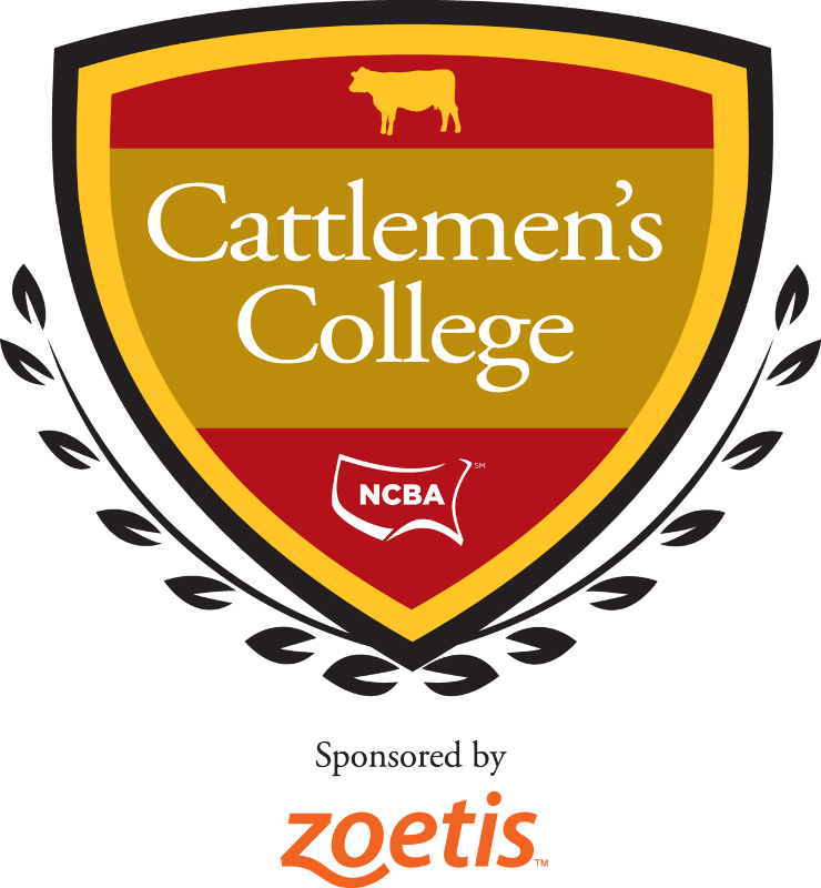 Cattlemen's College Official logo